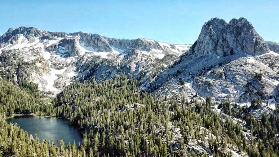 Mark and Mya's Adventure to Mammoth Lakes & Mammoth Mountain