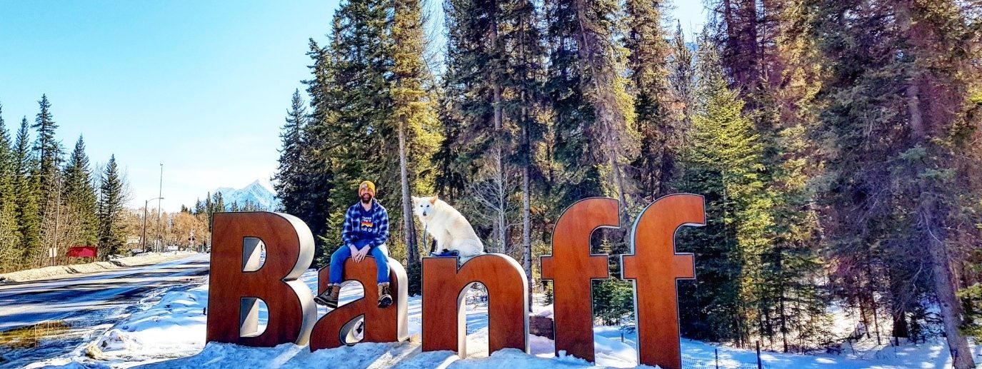 Mark and Mya's Adventure to Banff National Park