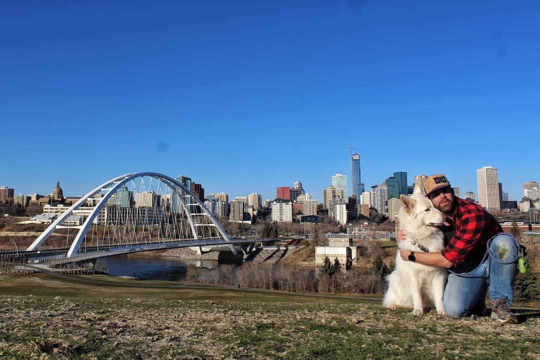 Mark and Mya's Adventure to Edmonton